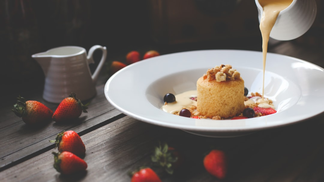 Dessert Food Bowl And Table Hd Photo By Pablo Merch 225 N