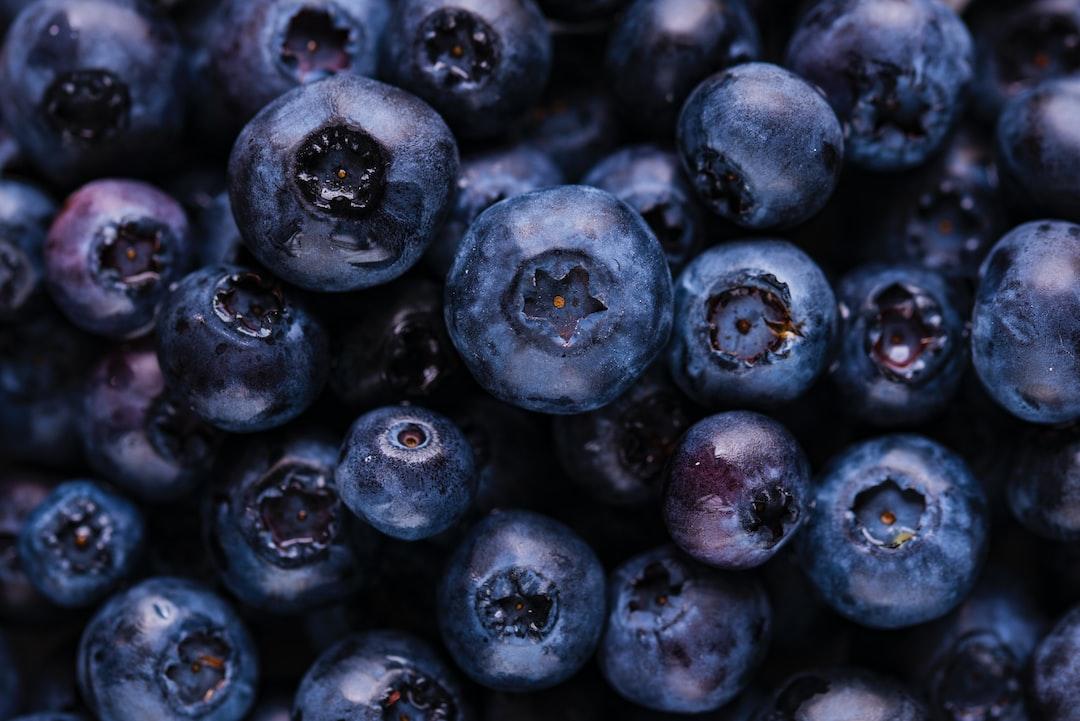Blueberry Fruit Blueberries, fr...