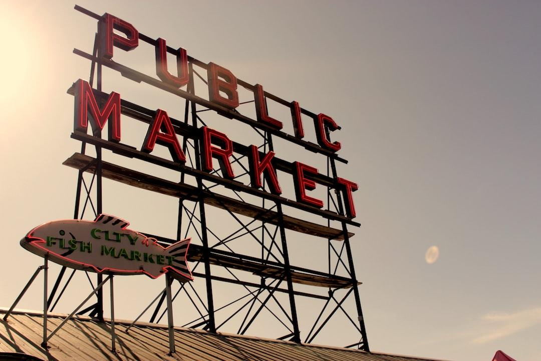 Market photo by sarah brink graystreet on unsplash for Tp fish market