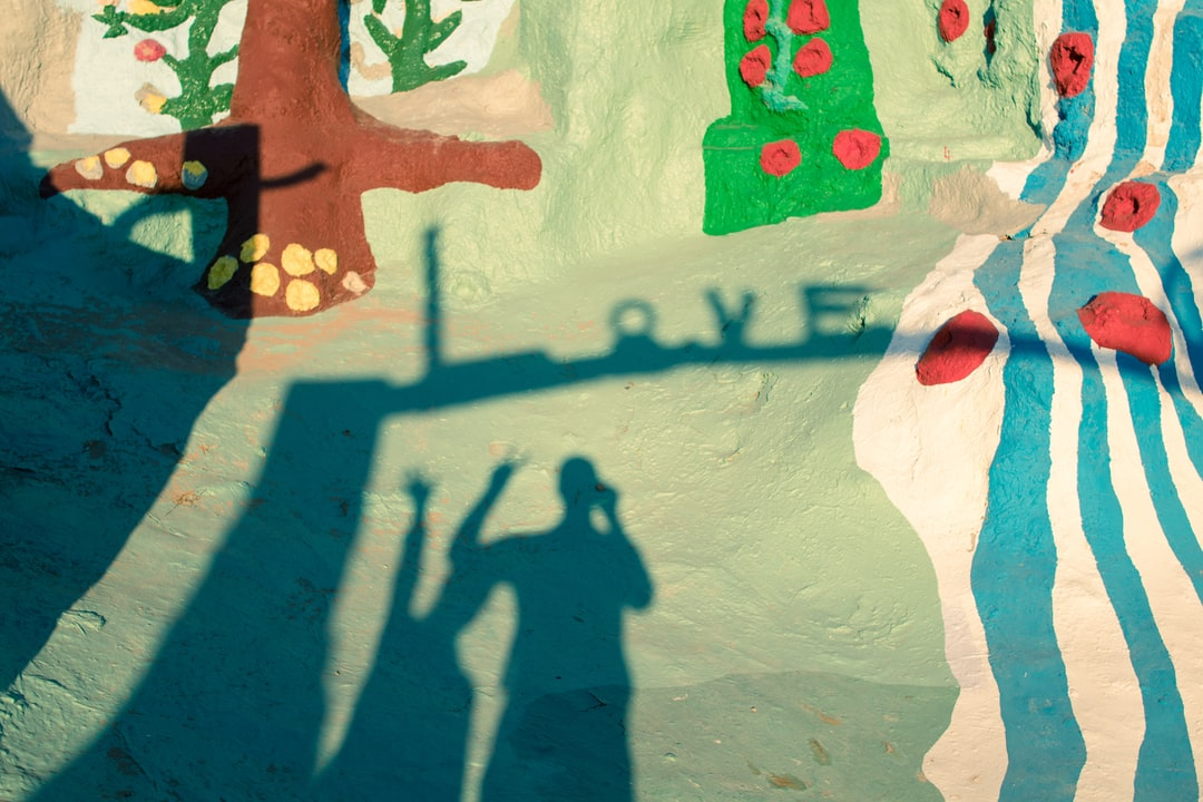 Art, painting, shadow and sunlight HD photo by Alex Radelich ...