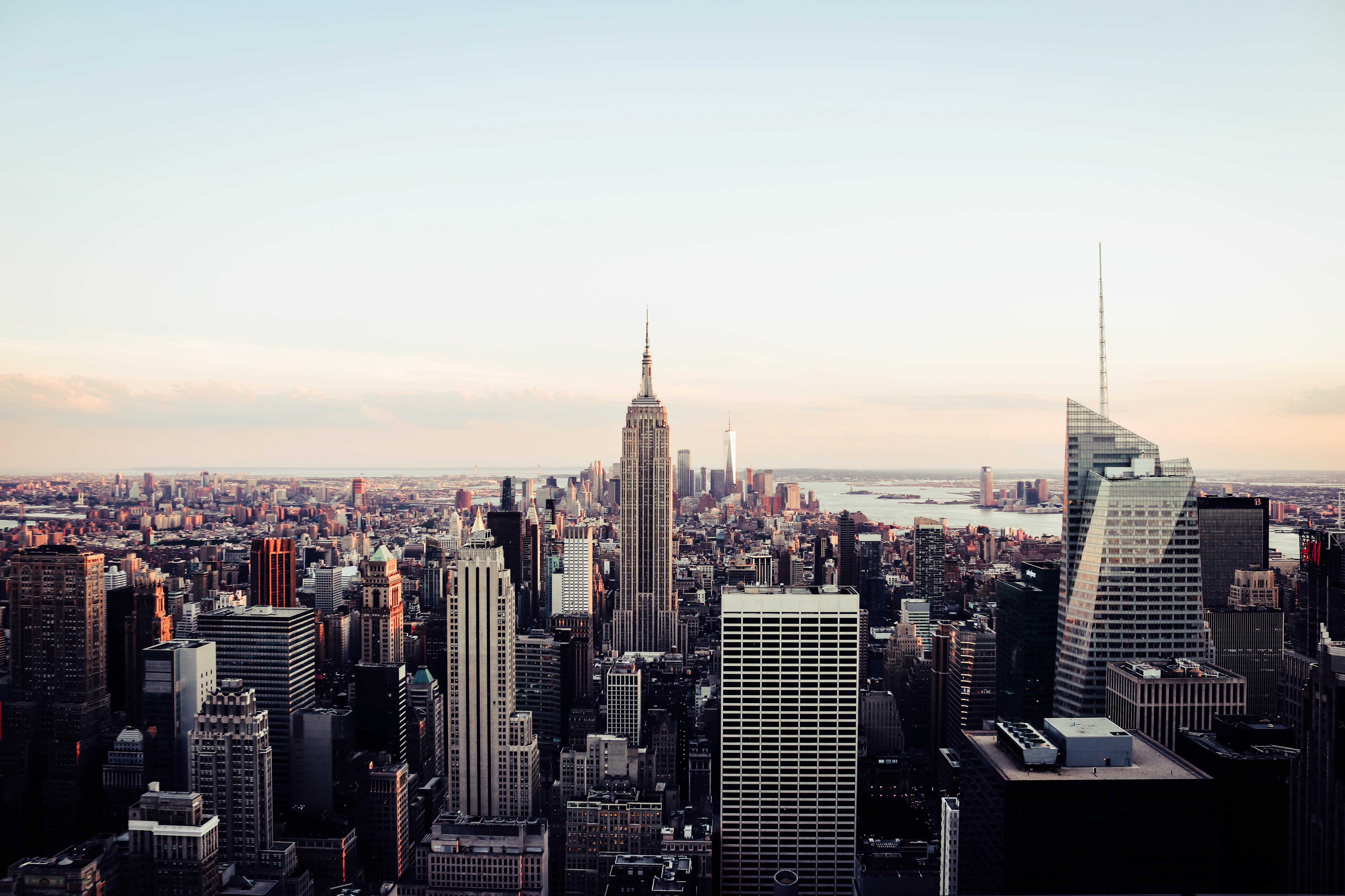 New York Night City HD POSTER