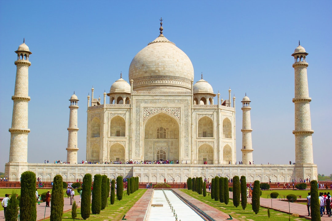 Taj Mahal Pictures Scenic Travel Photos Download Free Images On