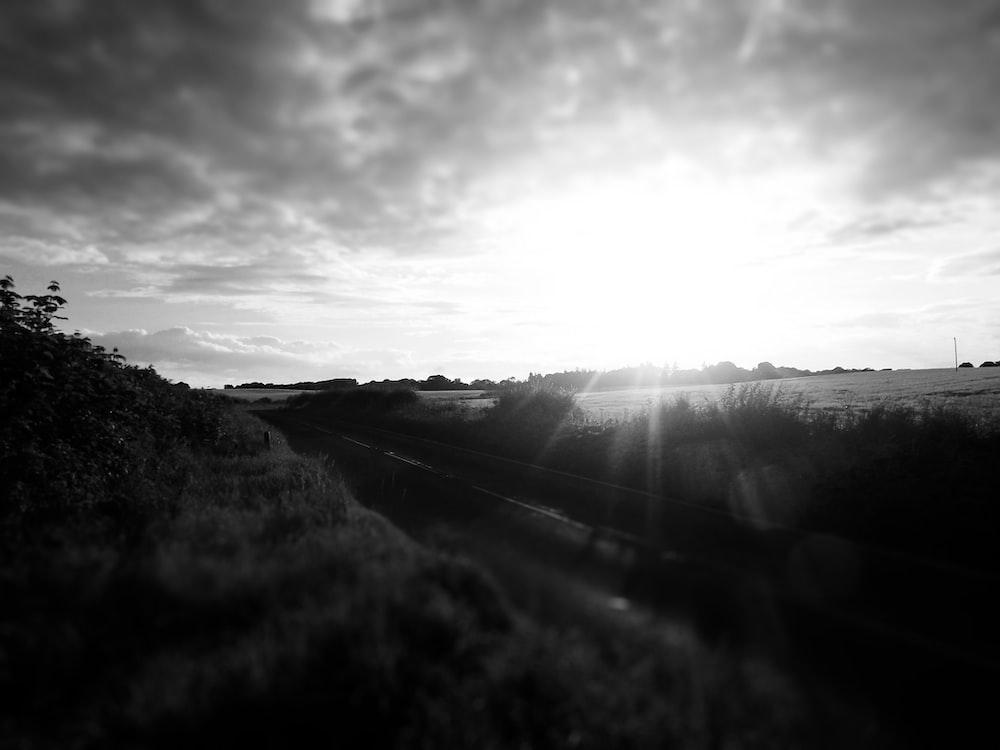 sunrise landscape