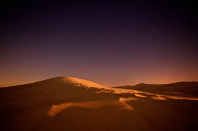 ...Golden Paths... desert stories