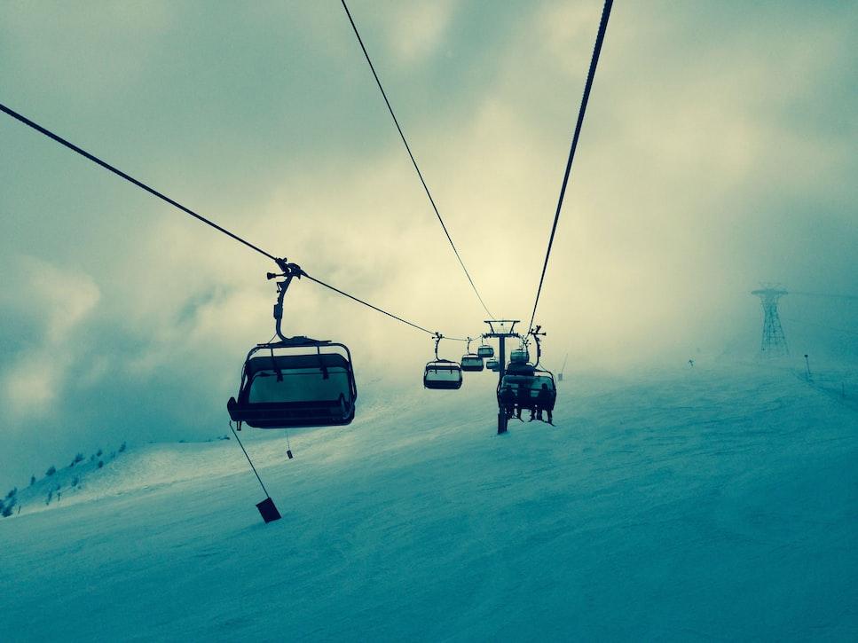 Cable car Ride in Matterhorn
