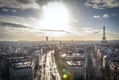 Avenida de los Campos Elíseos (París)