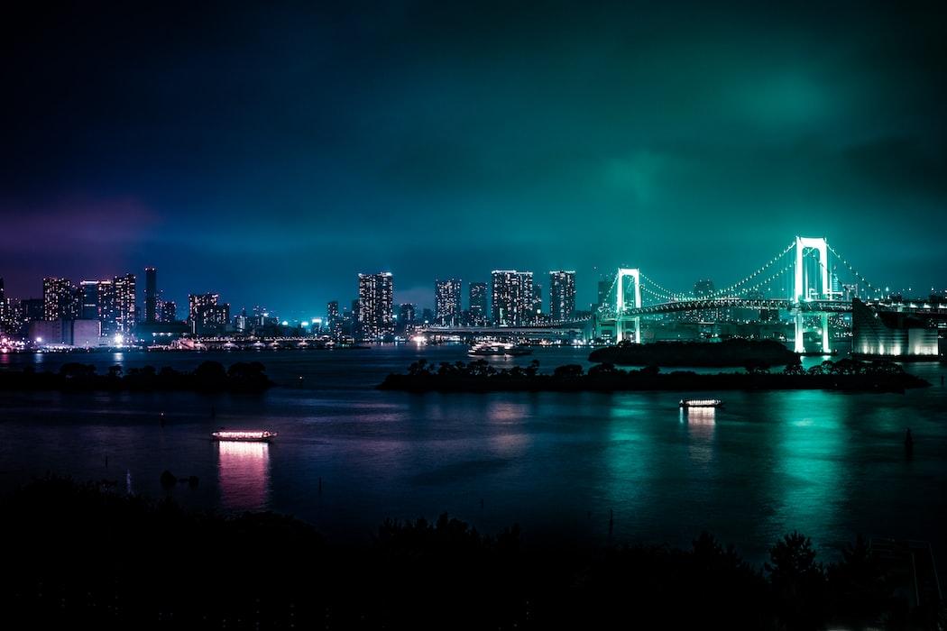 Skyline Photography Cityscape von Alex Knight