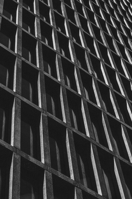 grey concrete building
