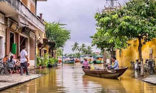 flood pickup line