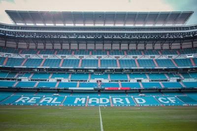 real madrid stadium real madrid teams background