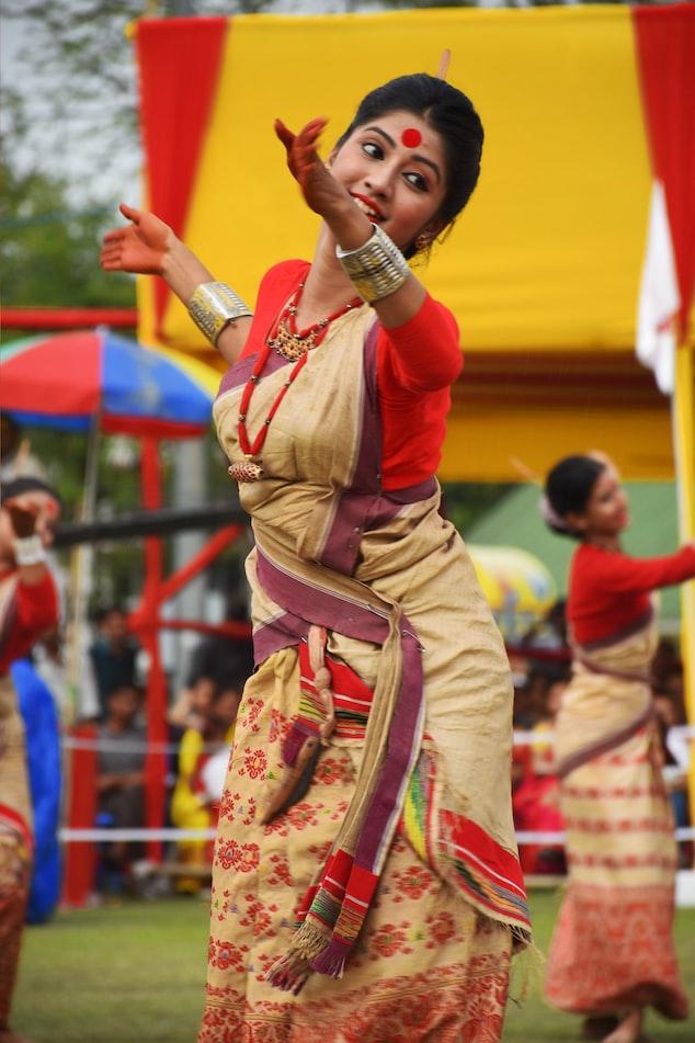 Bihu festival in Assam