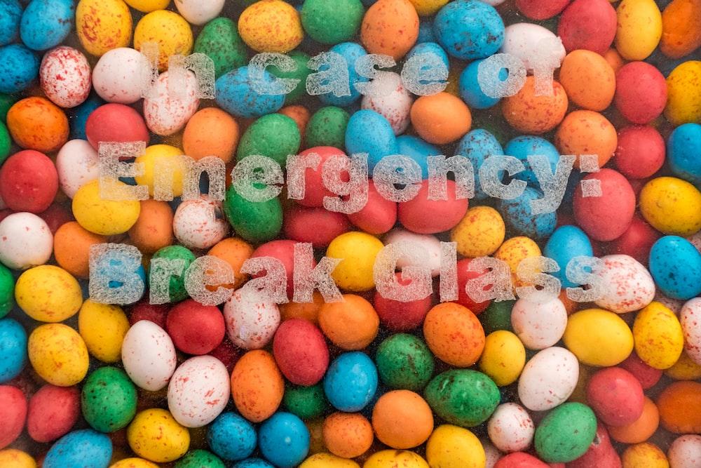 assorted-color Easter Egg lot