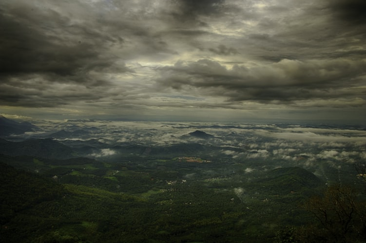 Hill Stations of Lakkidi view point