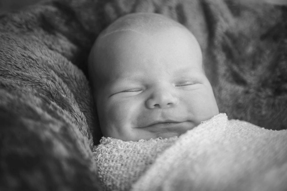 baby sleeping photography