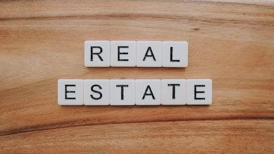real estate letter blocks number zoom background