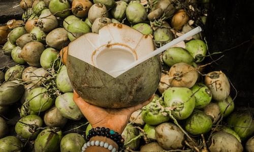 coconut pickup line