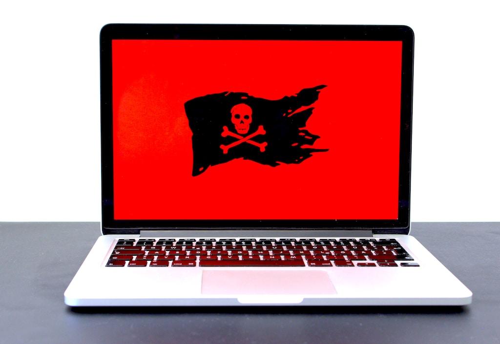 MacBook Pro turned-on