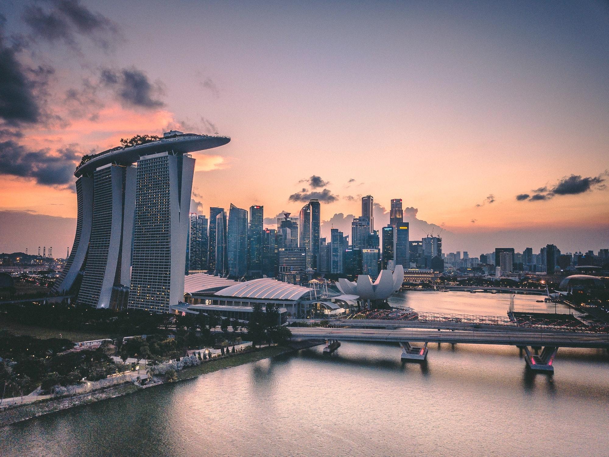 Singapore private equity and venture capital (PE & VC) marketmap