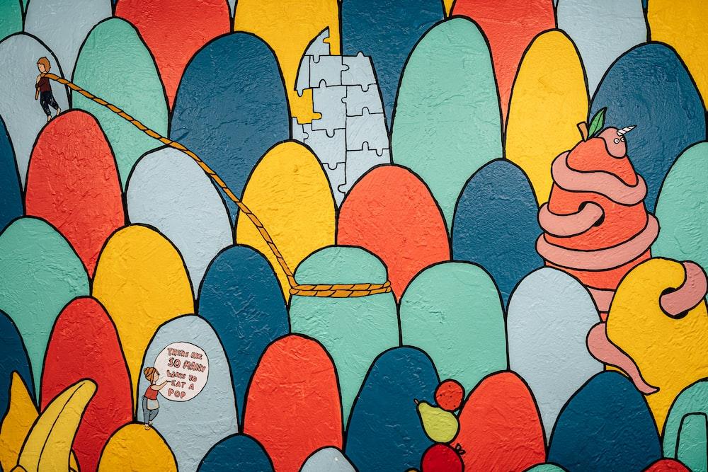 Cartoon Wallpapers Free Hd Download 500 Hq Unsplash