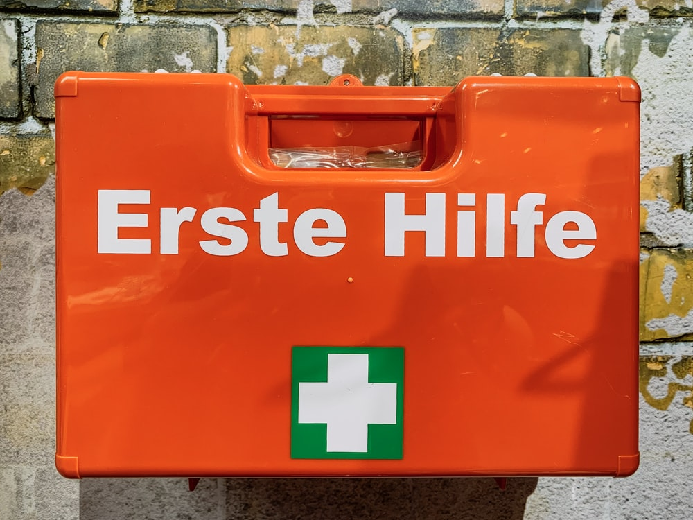 First Aid Box-The List Of Essential Tools