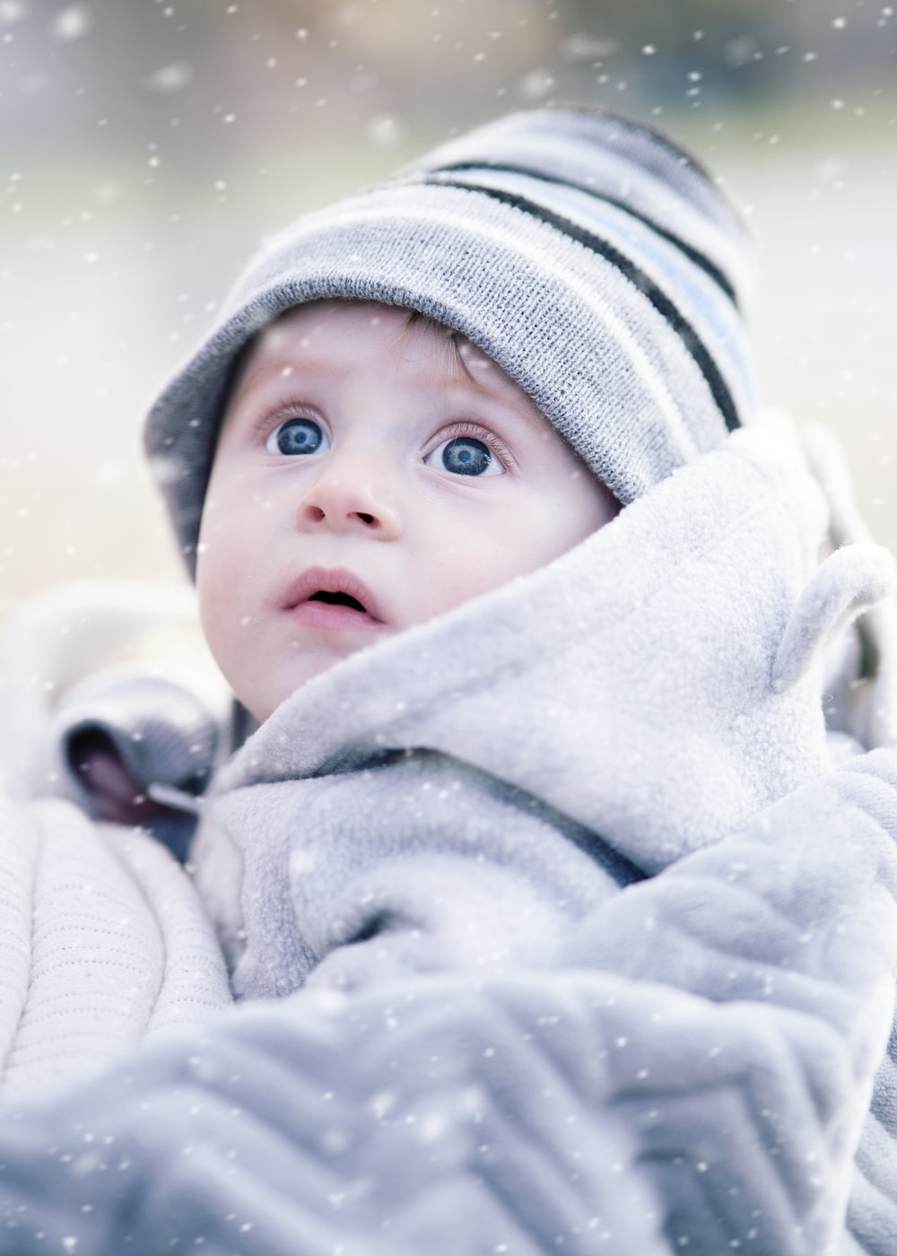 baby's knit cap