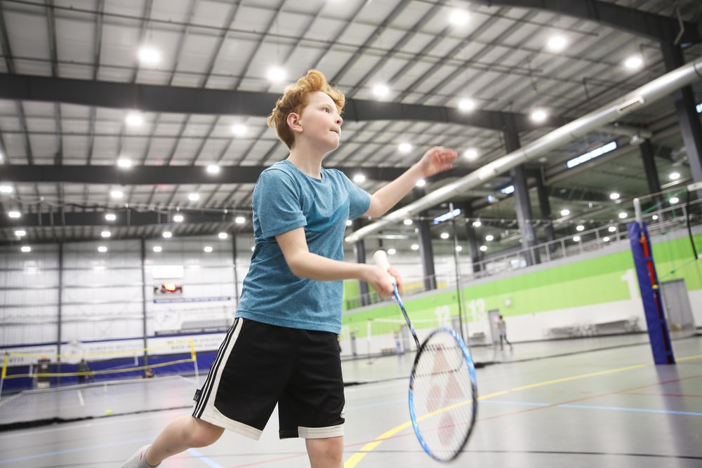 What Muscles Does Badminton Work?