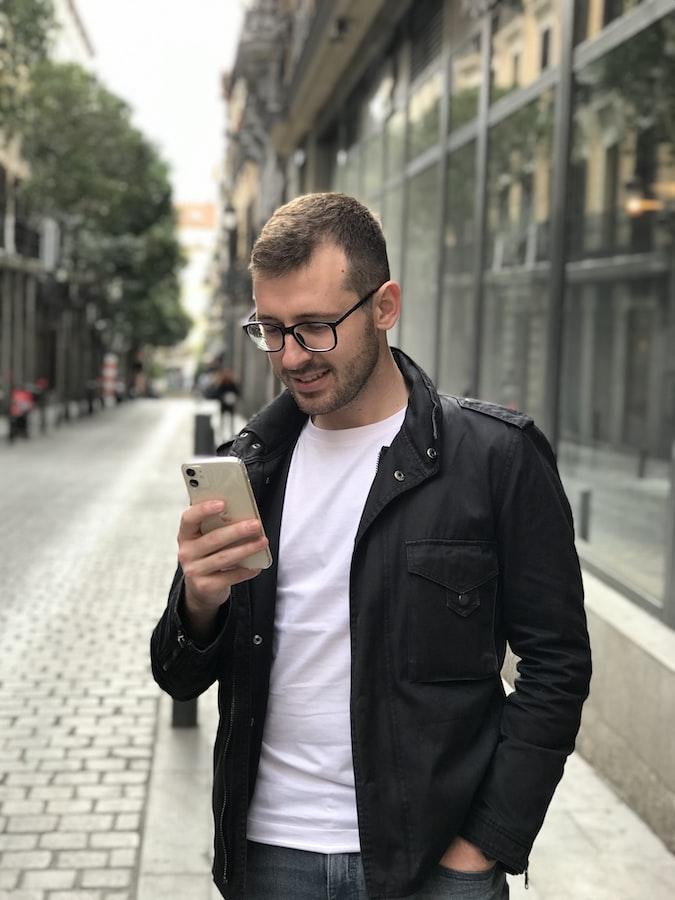 man-phone-happy