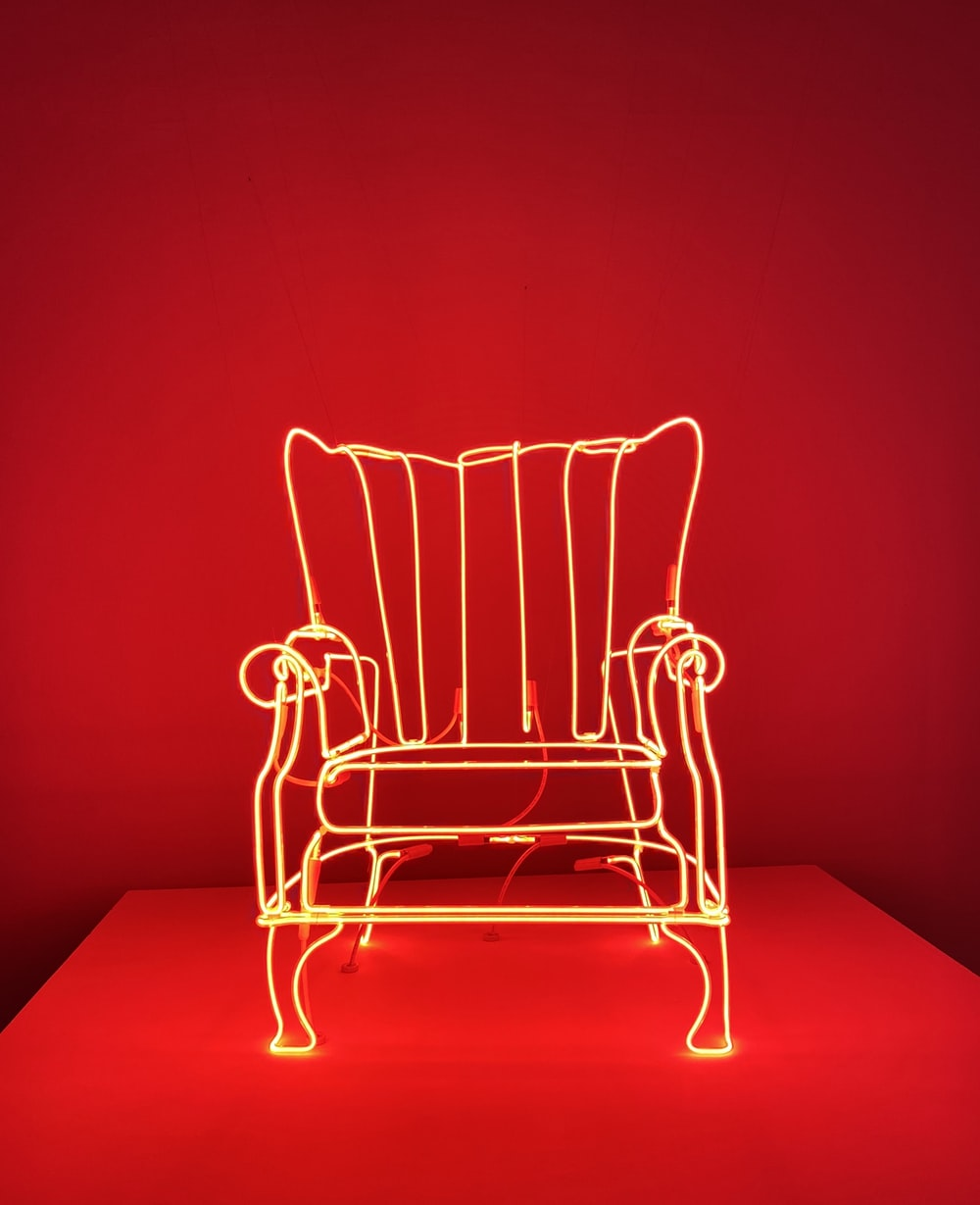 sofa chair illustration