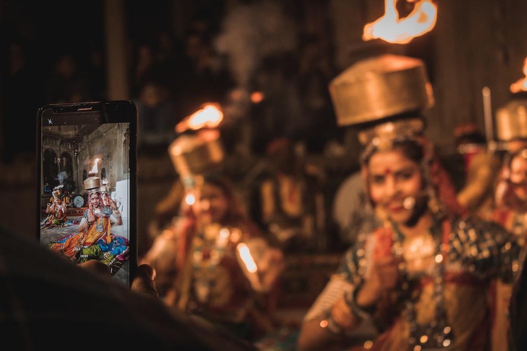 Mewar festival in Rajasthan