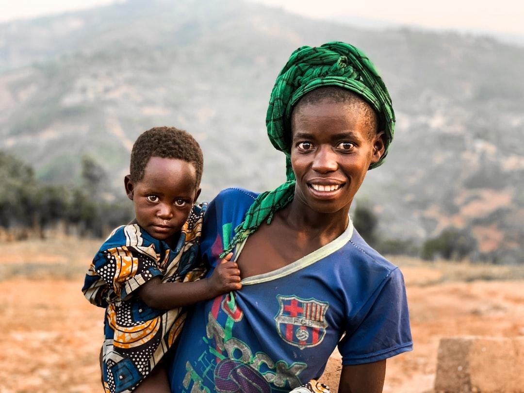 July 2019. Rwanda. Ruduha Village.
