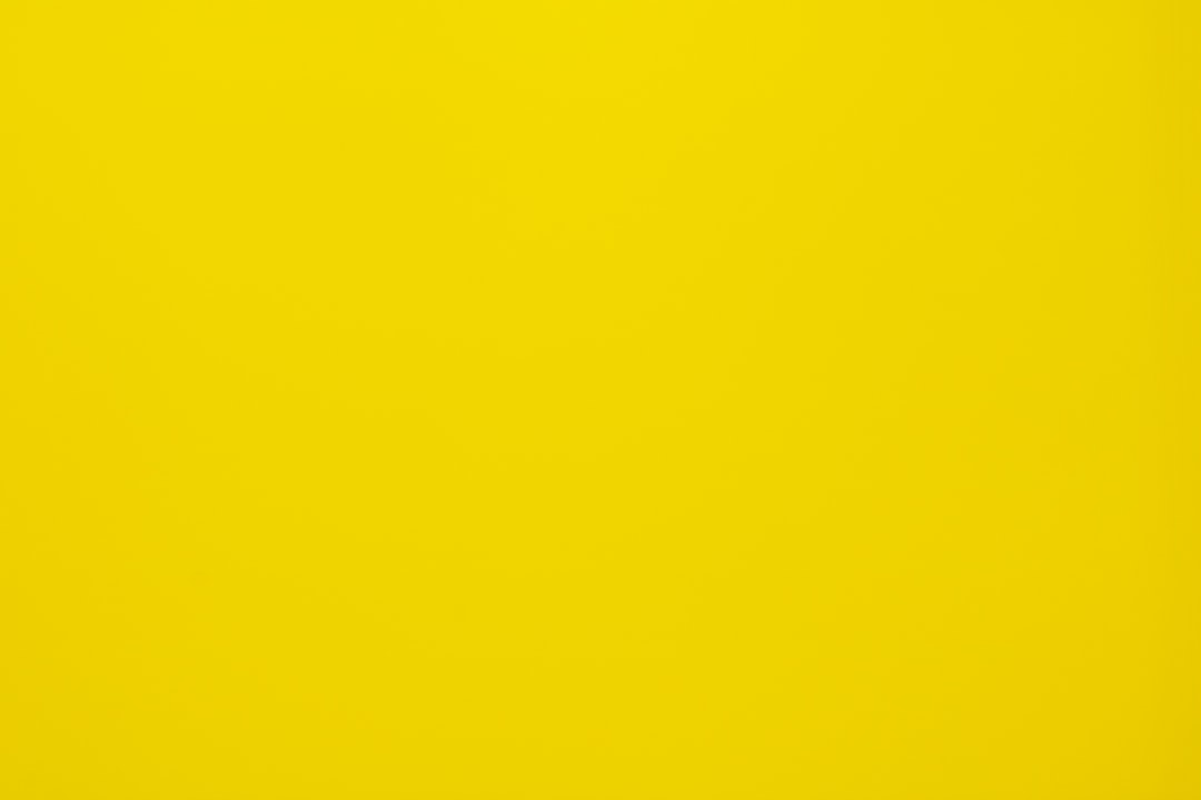 Just Yellow.