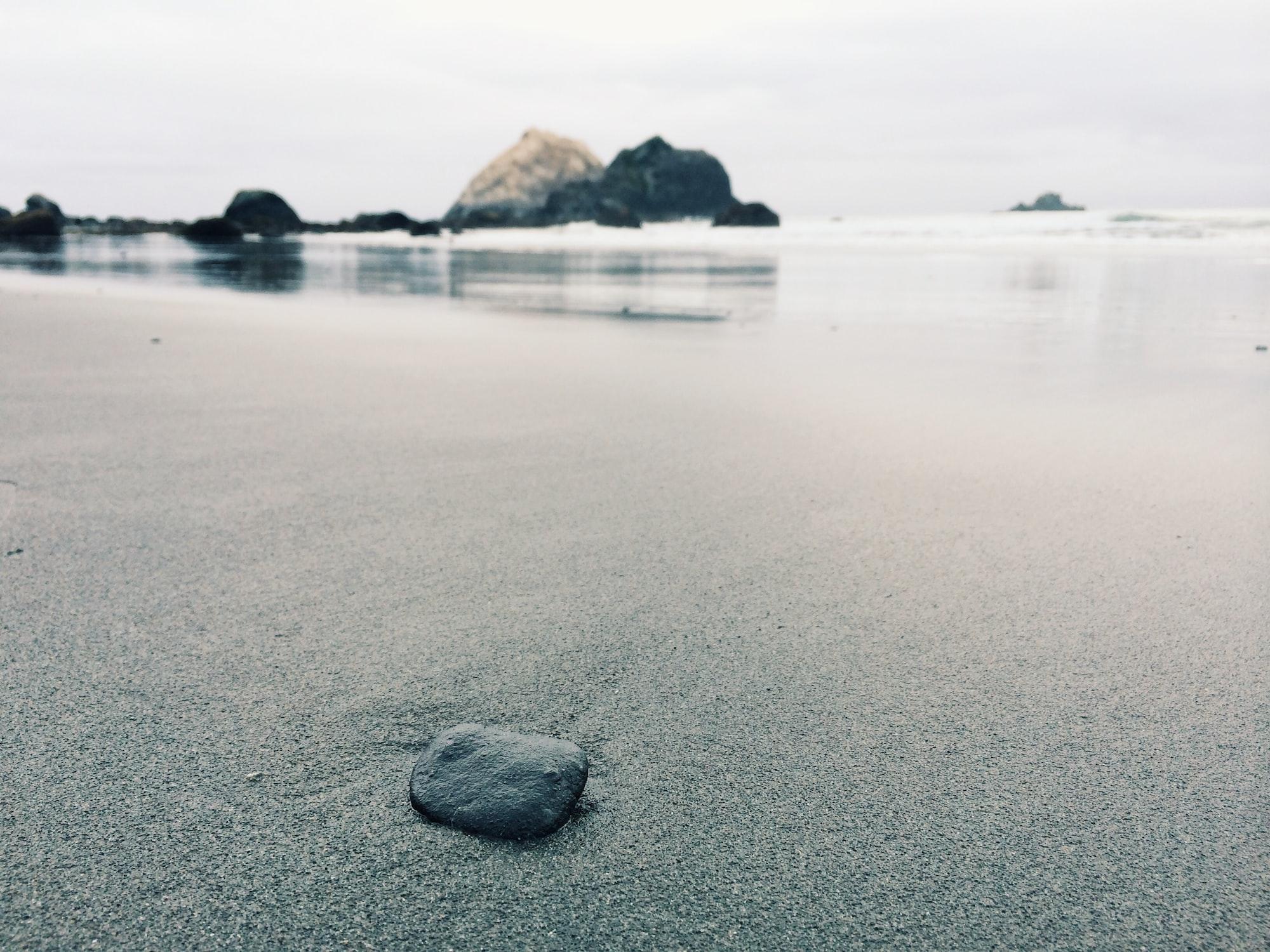 The Impact of A Pebble