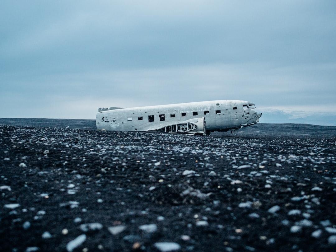 Icelandic plane crash