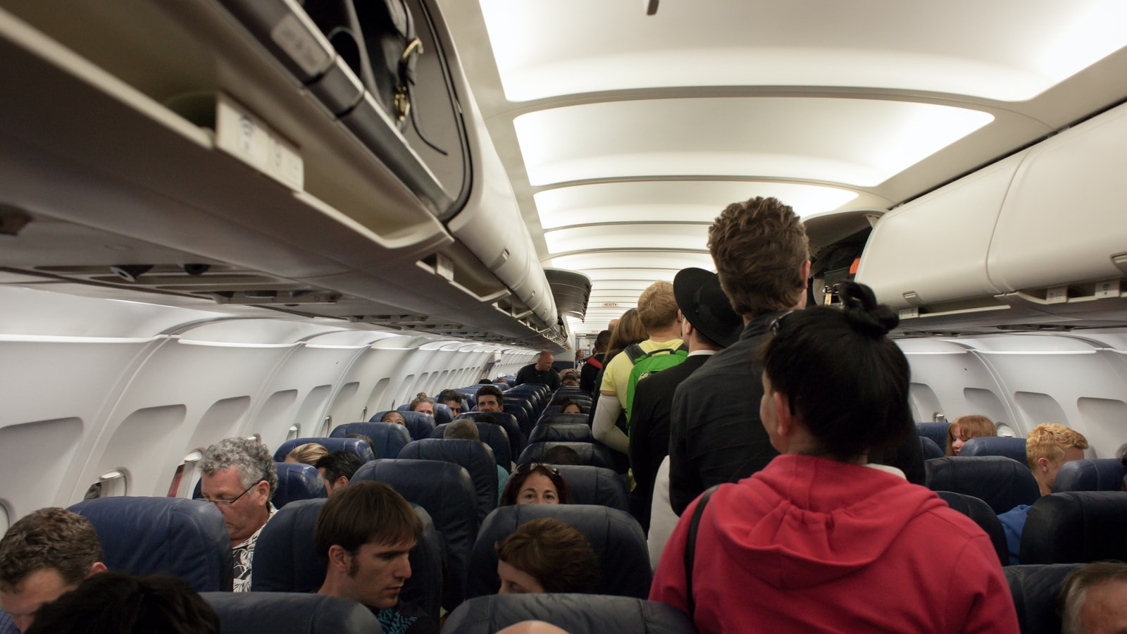 How to survive your next long haul flight