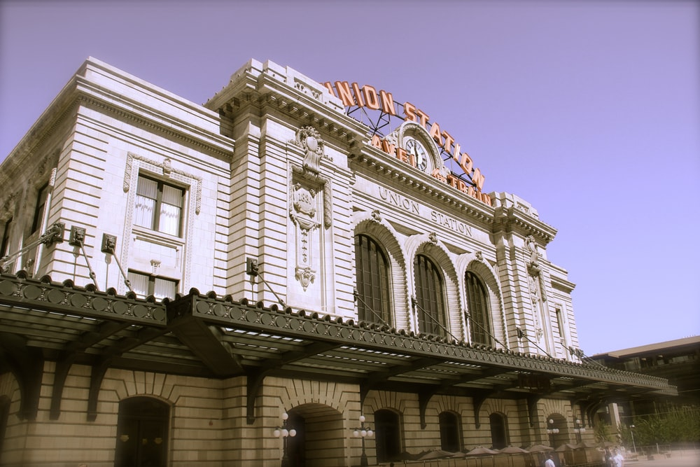 stock photography of Union Station