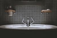 """Bathroom sink"""