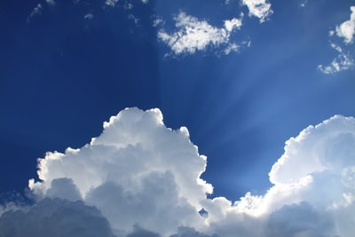 cloudy sky during daytime cloud teams background