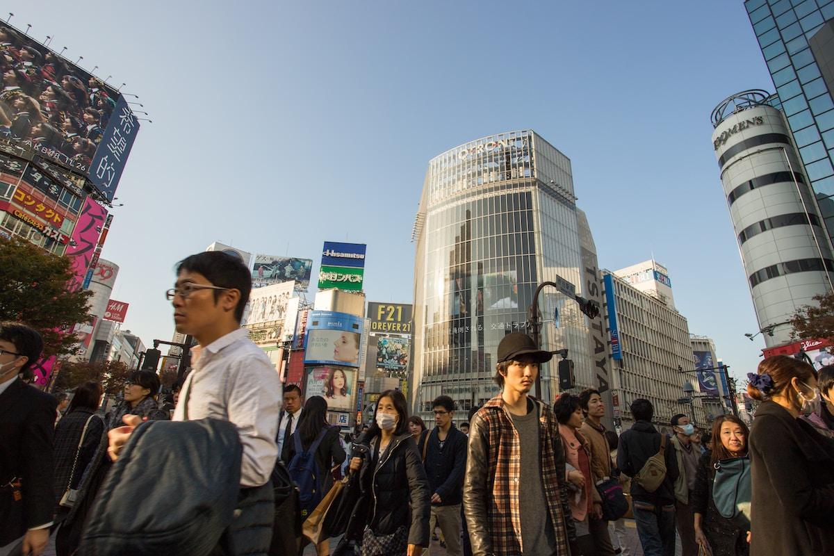 Курс японского в Токио