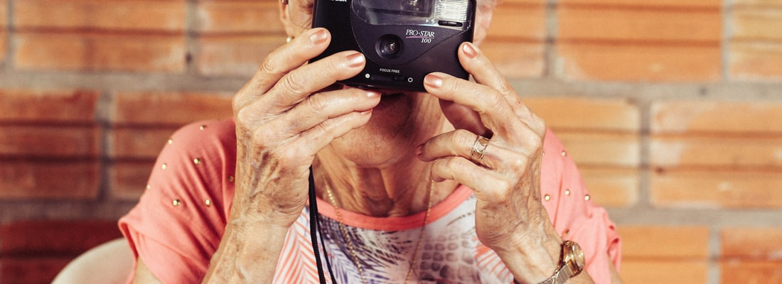 Ageism in Media: Screens & Speed Conspire Against the Aged