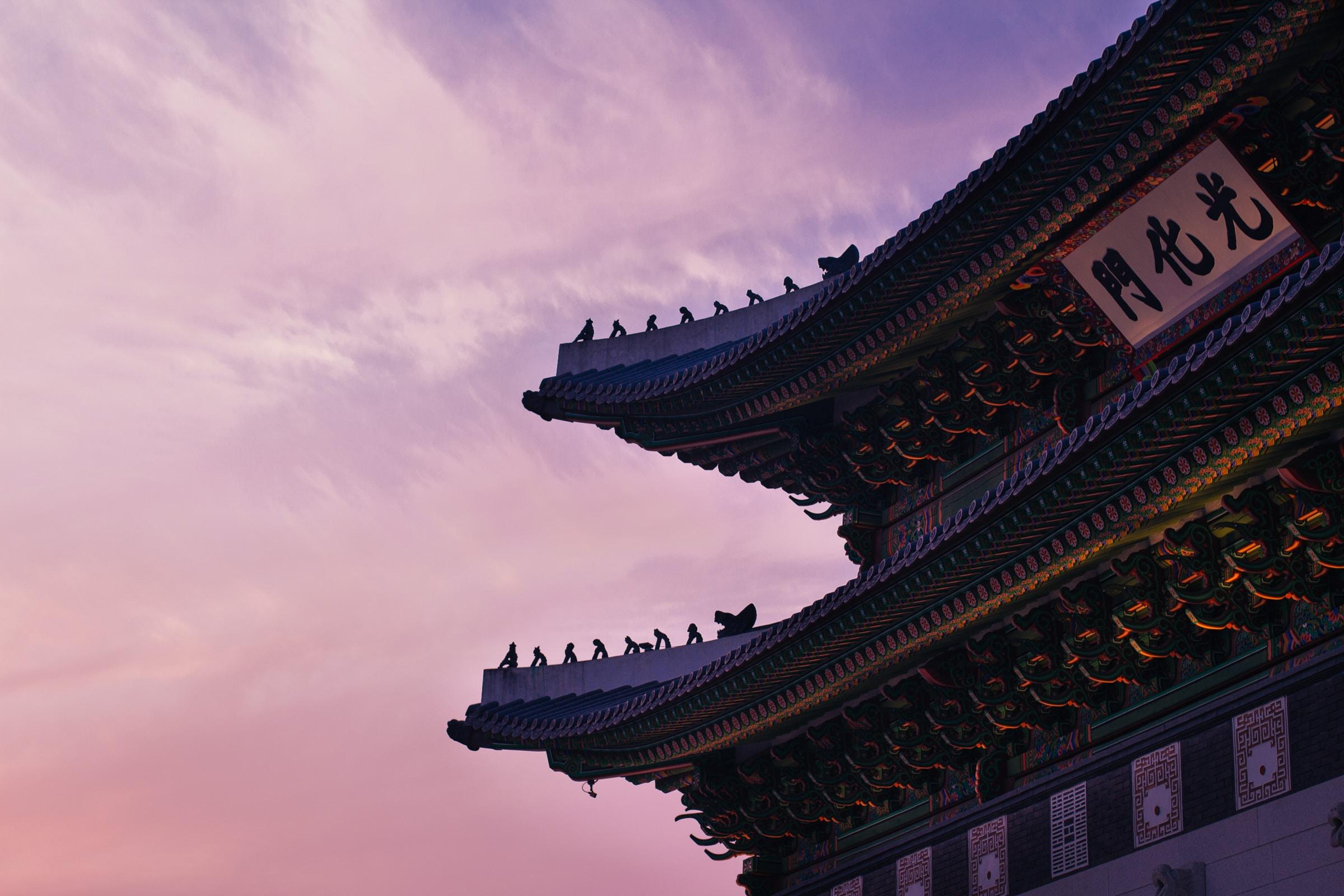 photo of tori gate