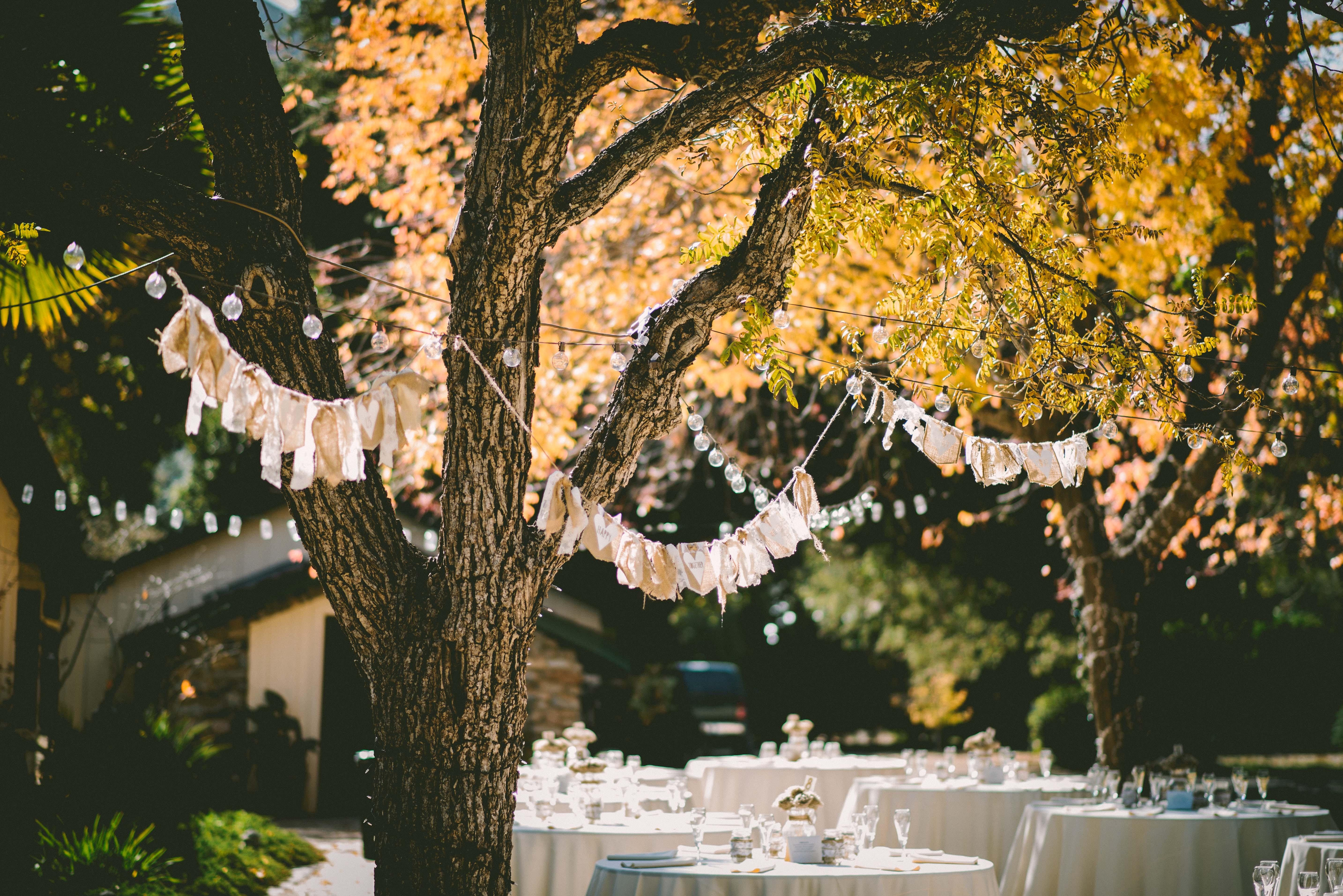 décorations mariage