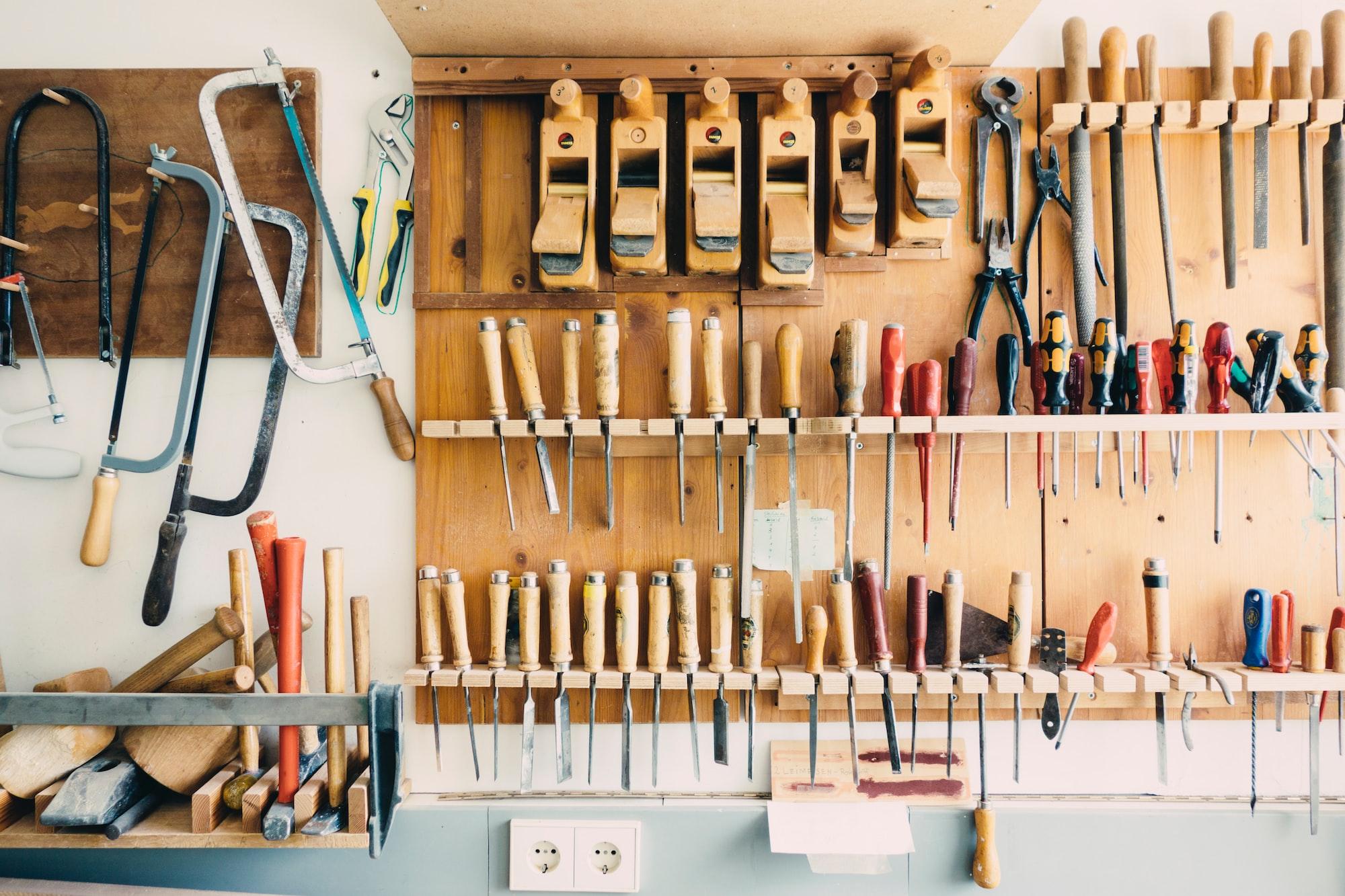 Le problème avec les listes d'outils   🛠