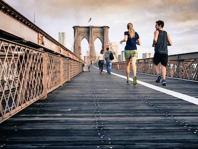 Se passo di fianco ad un runner c'è rischio di contagio?