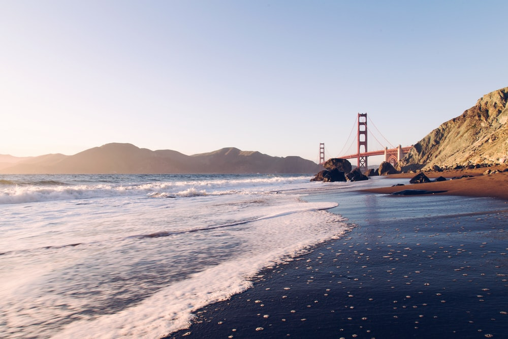 Golden Gate Bridge, California