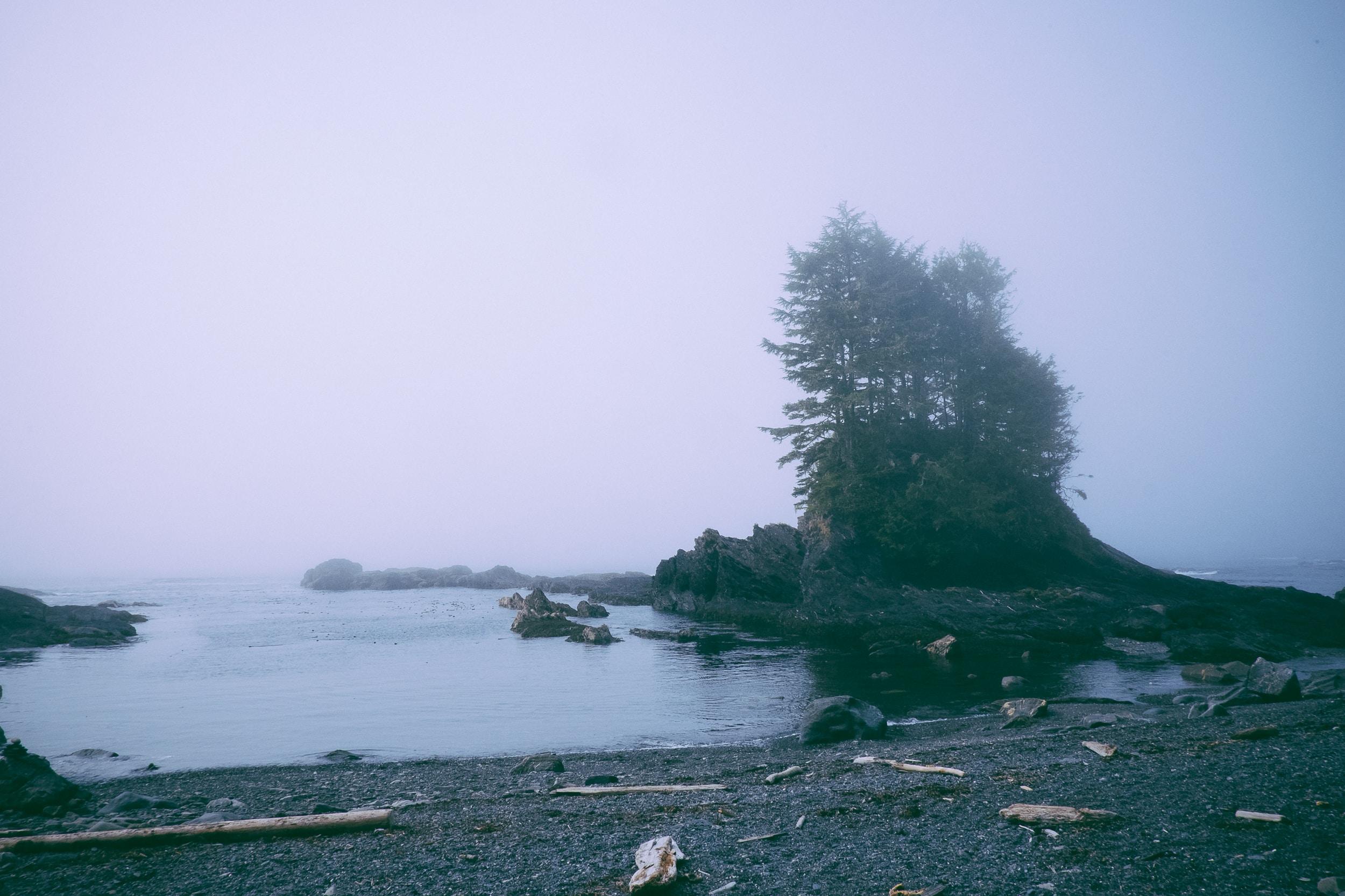 photo of calm sea