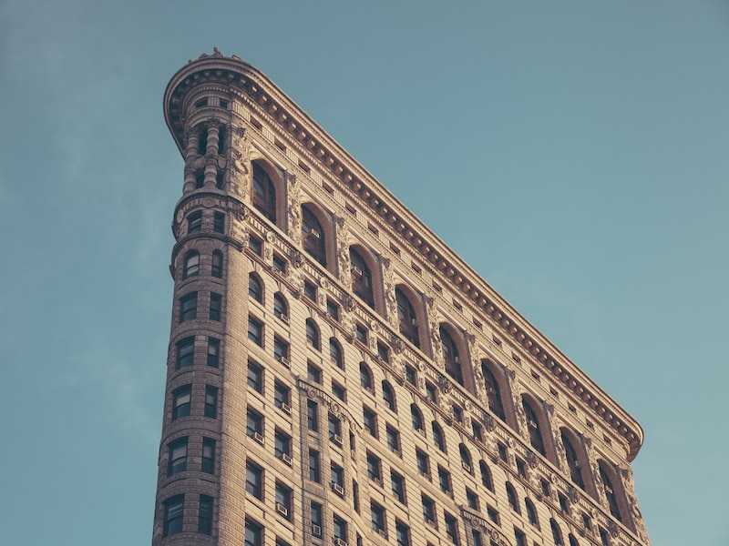 Photo of Flat Iron Building