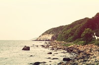 Bornholm cliff