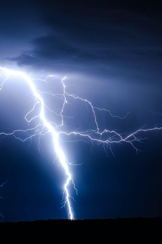 Lightning Ground Storm