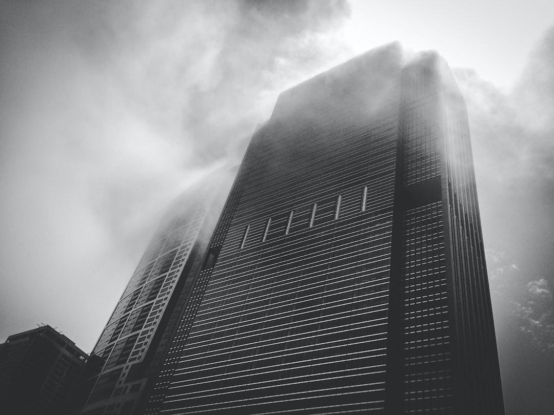 Ominous skyscraper