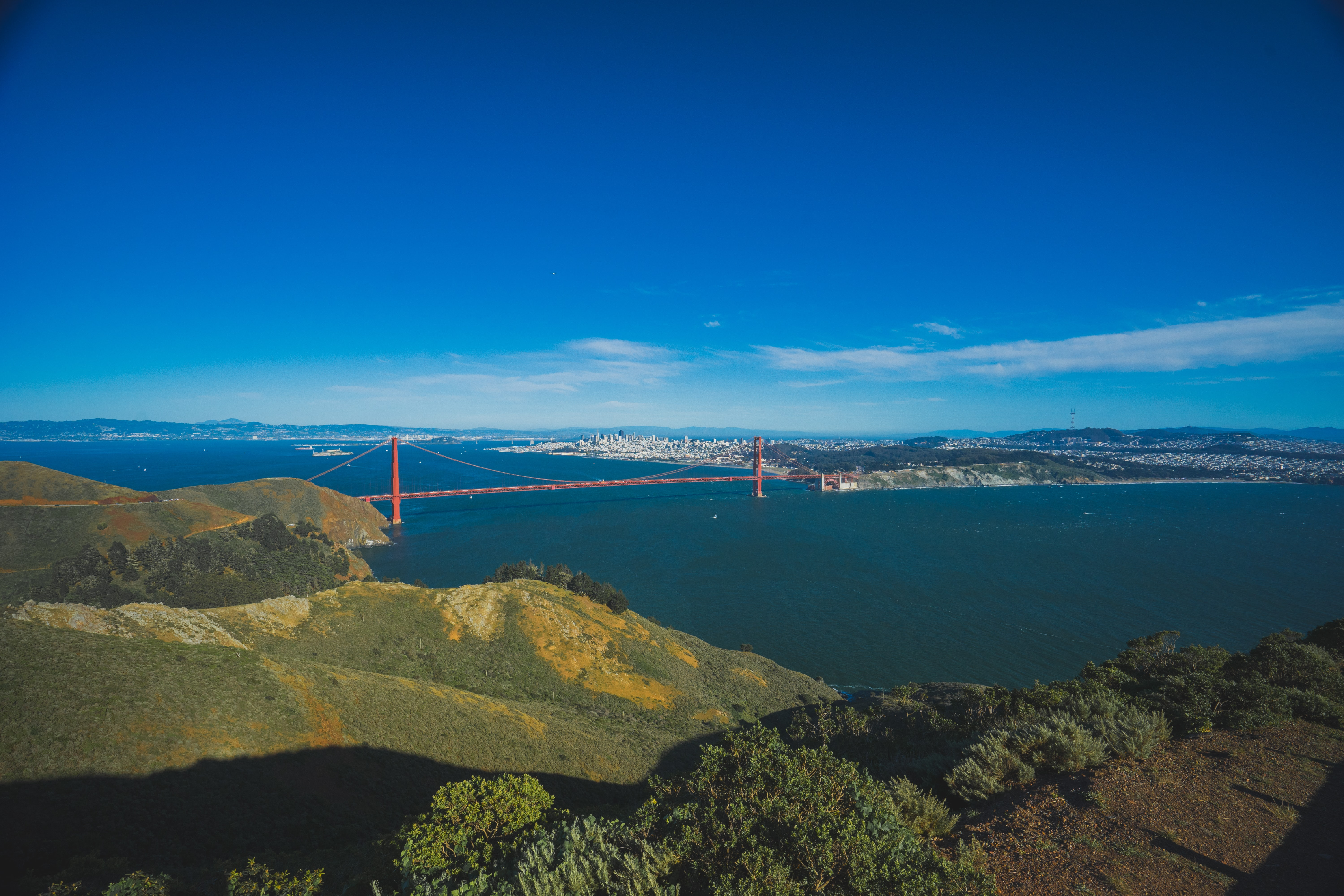 photography of Golden Gate Bridge, San Francisco